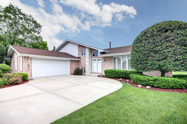 8919 Linden Drive, Tinley Park, IL 60487 (MLS #09985974) :: The Wexler Group at Keller Williams Preferred Realty