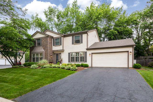 1979 Spring Green Drive, Wheaton, IL 60189 (MLS #09986083) :: The Wexler Group at Keller Williams Preferred Realty