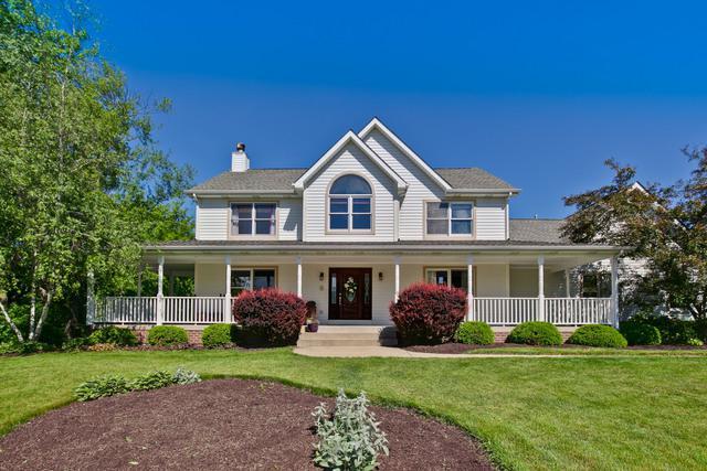 10309 Fox Bluff Lane, Spring Grove, IL 60081 (MLS #09986154) :: The Dena Furlow Team - Keller Williams Realty