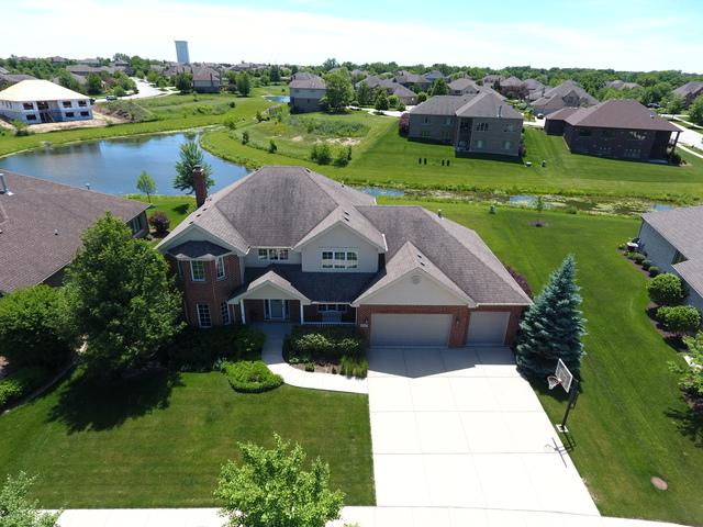 19242 Beaver Creek Lane, Mokena, IL 60448 (MLS #09986192) :: The Wexler Group at Keller Williams Preferred Realty