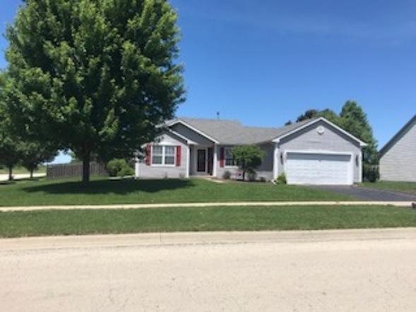 103 W Prairiefield Avenue, Cortland, IL 60112 (MLS #09986243) :: Ani Real Estate