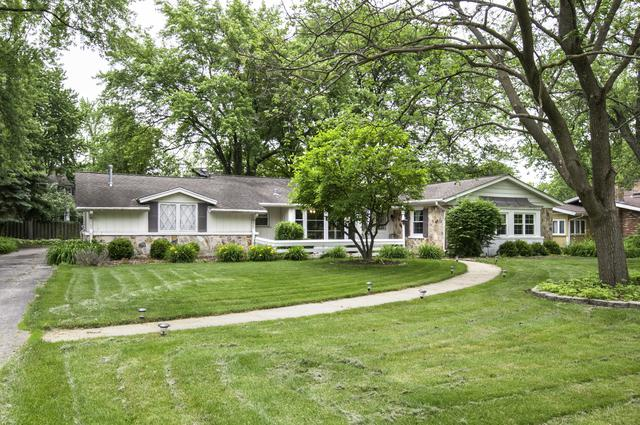 1109 Crest Lane, Western Springs, IL 60558 (MLS #09986267) :: The Wexler Group at Keller Williams Preferred Realty
