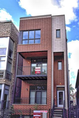 1725 W Lemoyne Street W #2, Chicago, IL 60622 (MLS #09986398) :: Property Consultants Realty