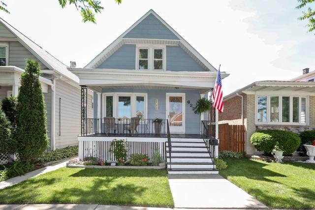 6226 S Monitor Avenue, Chicago, IL 60638 (MLS #09986442) :: The Dena Furlow Team - Keller Williams Realty