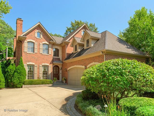 5595 S Oak Street, Hinsdale, IL 60521 (MLS #09986471) :: The Wexler Group at Keller Williams Preferred Realty