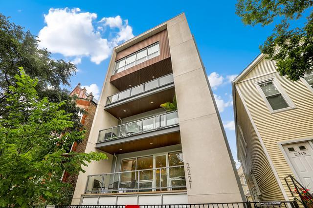 2221 N Leavitt Street #1, Chicago, IL 60647 (MLS #09986486) :: Ani Real Estate