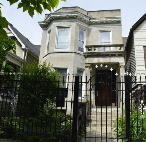 1838 N Whipple Street, Chicago, IL 60647 (MLS #09986521) :: Property Consultants Realty