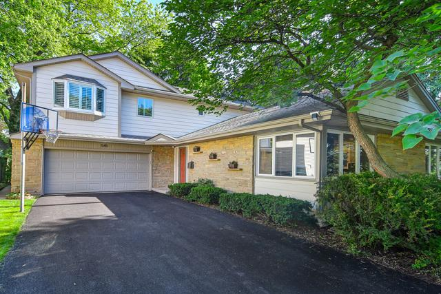 545 Highland Road S, Hinsdale, IL 60521 (MLS #09986826) :: The Wexler Group at Keller Williams Preferred Realty