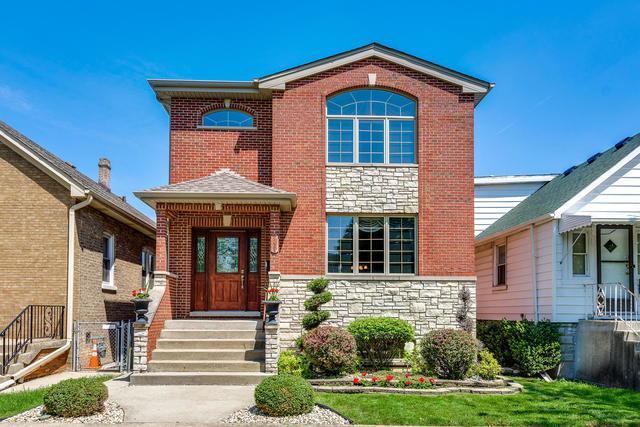 4023 N Odell Avenue, Norridge, IL 60706 (MLS #09986905) :: The Dena Furlow Team - Keller Williams Realty