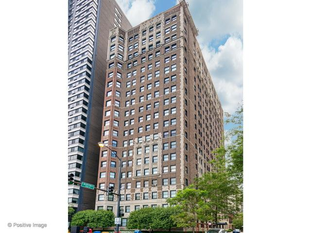 1448 N Lake Shore Drive 2C, Chicago, IL 60610 (MLS #09986926) :: Property Consultants Realty