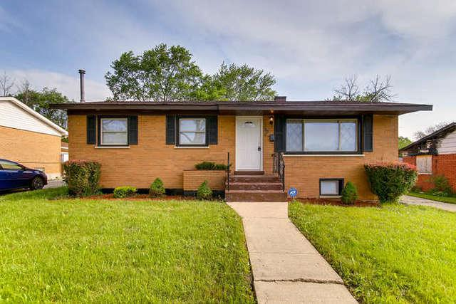 383 Hickory Street, Chicago Heights, IL 60411 (MLS #09986981) :: Lewke Partners