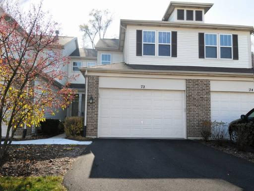72 Tanglewood Drive #72, Glen Ellyn, IL 60137 (MLS #09987047) :: The Wexler Group at Keller Williams Preferred Realty