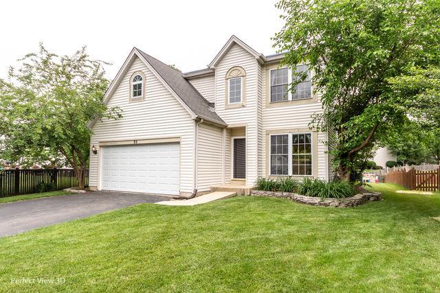 35 Kentland Drive, Romeoville, IL 60446 (MLS #09987117) :: The Wexler Group at Keller Williams Preferred Realty