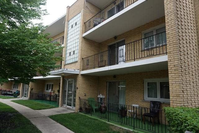 10300 S Pulaski Road #109, Oak Lawn, IL 60453 (MLS #09987144) :: The Wexler Group at Keller Williams Preferred Realty
