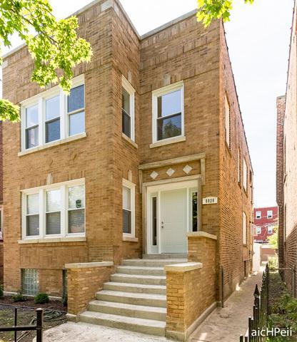 8020 S Dobson Avenue S, Chicago, IL 60619 (MLS #09987177) :: The Dena Furlow Team - Keller Williams Realty