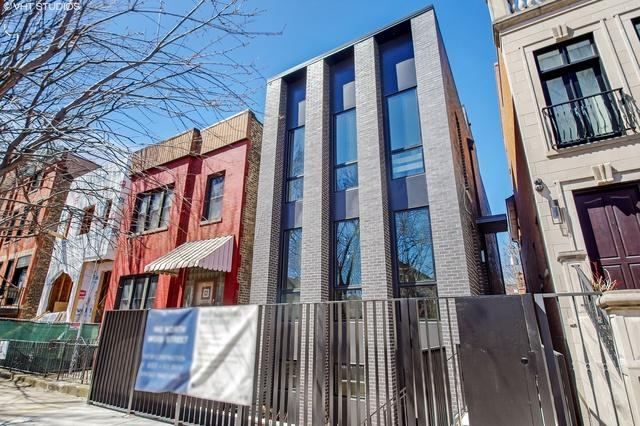 1642 N Wood Street, Chicago, IL 60622 (MLS #09987239) :: Property Consultants Realty