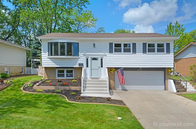 16326 Clark Lane, Tinley Park, IL 60477 (MLS #09987282) :: The Wexler Group at Keller Williams Preferred Realty