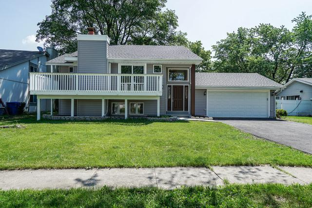 14461 S Boulder Drive, Homer Glen, IL 60491 (MLS #09987295) :: The Wexler Group at Keller Williams Preferred Realty