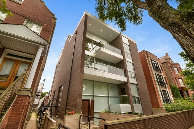 2323 N Leavitt Street #301, Chicago, IL 60647 (MLS #09987313) :: Property Consultants Realty