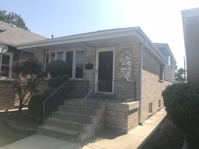 5117 S Rutherford Avenue, Chicago, IL 60638 (MLS #09987340) :: Lewke Partners