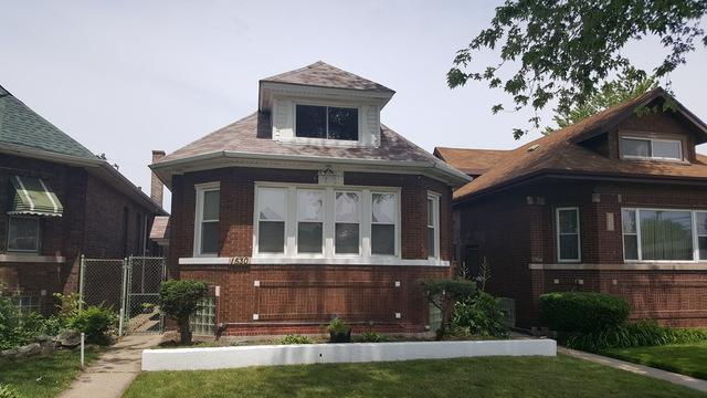 1530 E 86th Street, Chicago, IL 60619 (MLS #09987353) :: The Dena Furlow Team - Keller Williams Realty