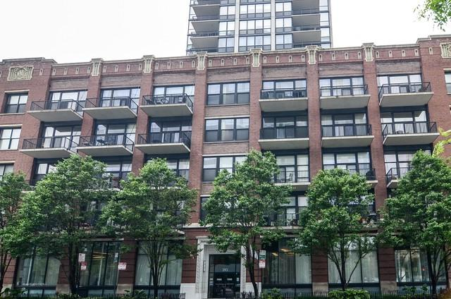 210 S Desplaines Street #1508, Chicago, IL 60661 (MLS #09987364) :: Property Consultants Realty