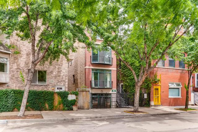 1642 W Julian Street #2, Chicago, IL 60622 (MLS #09987370) :: Property Consultants Realty