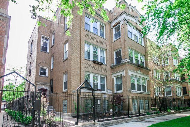 4742 S Ellis Avenue #2, Chicago, IL 60615 (MLS #09987554) :: Ani Real Estate