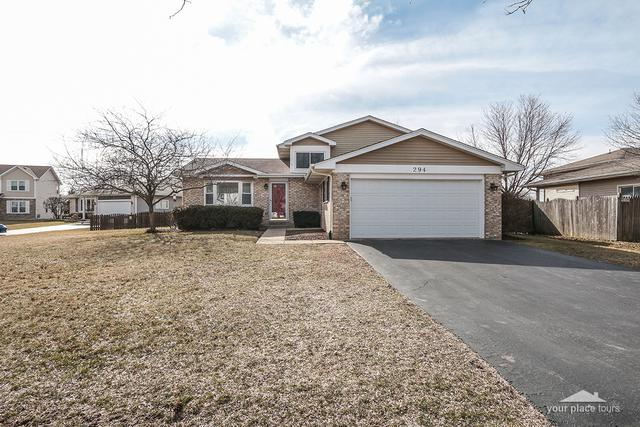 294 Silverado Street, Bolingbrook, IL 60490 (MLS #09987618) :: The Wexler Group at Keller Williams Preferred Realty