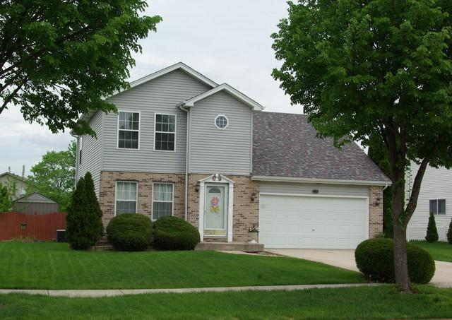 1506 Lasser Drive, Plainfield, IL 60586 (MLS #09987626) :: The Wexler Group at Keller Williams Preferred Realty