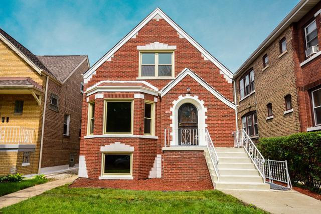 7036 S Fairfield Avenue, Chicago, IL 60629 (MLS #09987635) :: Lewke Partners