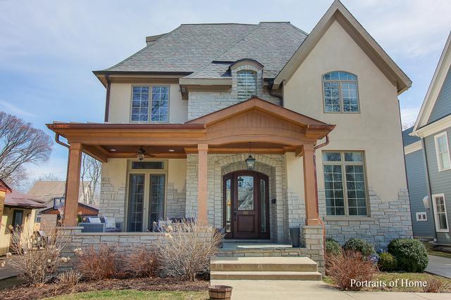 561 N Vine Street, Hinsdale, IL 60521 (MLS #09987678) :: The Wexler Group at Keller Williams Preferred Realty