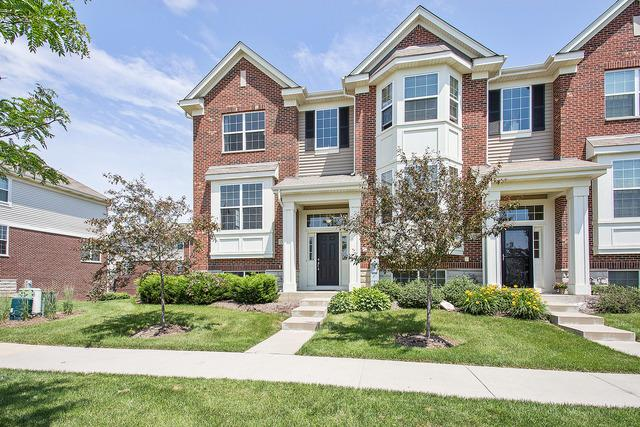 15359 Sheffield Square Parkway, Orland Park, IL 60462 (MLS #09987708) :: The Wexler Group at Keller Williams Preferred Realty