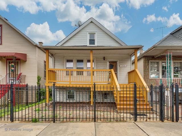 4318 S Sacramento Avenue, Chicago, IL 60632 (MLS #09987760) :: Ani Real Estate