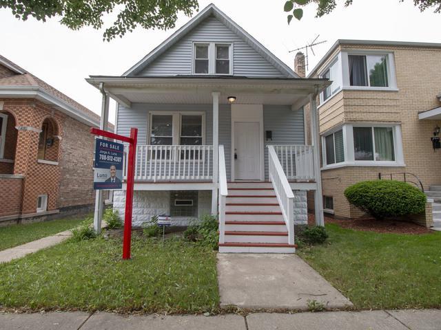 7248 S Talman Avenue, Chicago, IL 60629 (MLS #09987800) :: Lewke Partners