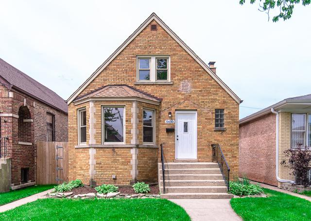 5430 S New England Avenue, Chicago, IL 60638 (MLS #09987823) :: Lewke Partners