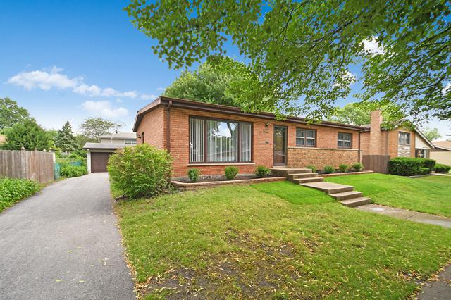 5178 W 88th Place, Oak Lawn, IL 60453 (MLS #09987915) :: The Wexler Group at Keller Williams Preferred Realty