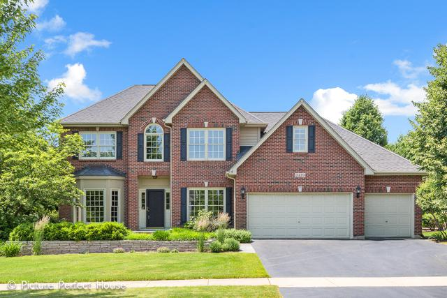 2419 New Haven Drive, Naperville, IL 60564 (MLS #09987950) :: The Wexler Group at Keller Williams Preferred Realty