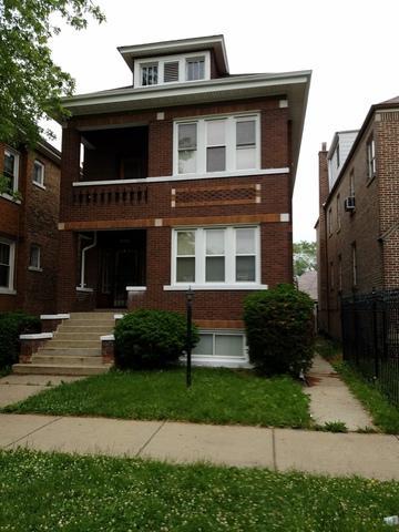 7039 S Maplewood Avenue, Chicago, IL 60629 (MLS #09987964) :: Lewke Partners