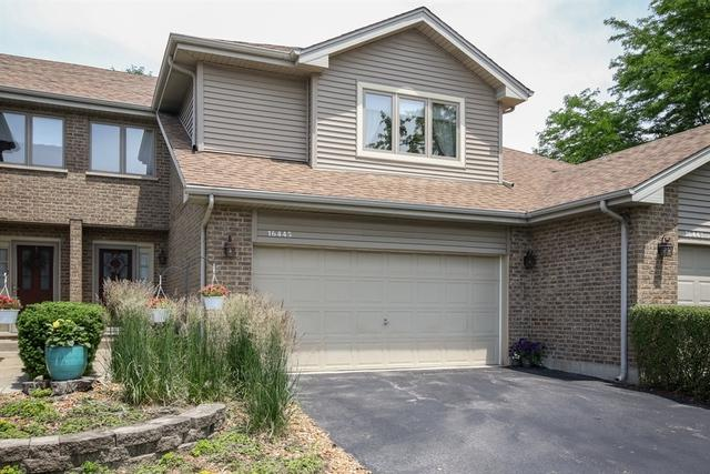 16445 Nottingham Court, Orland Park, IL 60467 (MLS #09987971) :: The Wexler Group at Keller Williams Preferred Realty
