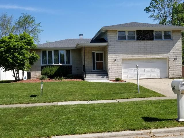 8560 Pine Street, Orland Park, IL 60462 (MLS #09987973) :: The Wexler Group at Keller Williams Preferred Realty