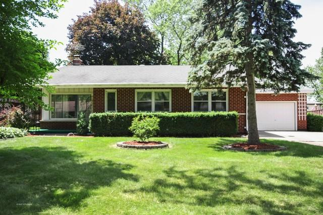 12548 S Massasoit Avenue, Palos Heights, IL 60463 (MLS #09988018) :: The Dena Furlow Team - Keller Williams Realty