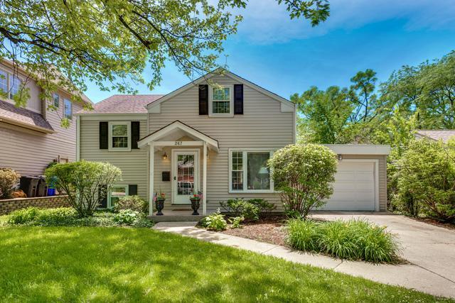 267 Hillside Avenue, Glen Ellyn, IL 60137 (MLS #09988093) :: The Wexler Group at Keller Williams Preferred Realty
