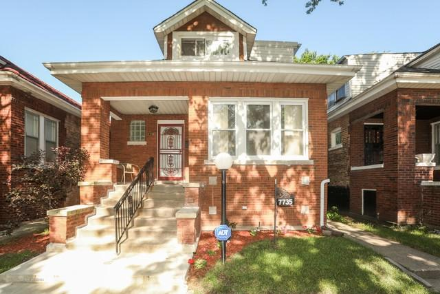 7735 S Eberhart Avenue, Chicago, IL 60619 (MLS #09988100) :: The Dena Furlow Team - Keller Williams Realty
