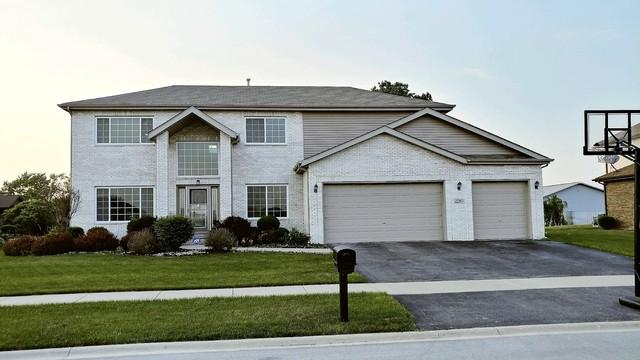 2280 Raven Lane, Lynwood, IL 60411 (MLS #09988119) :: The Dena Furlow Team - Keller Williams Realty