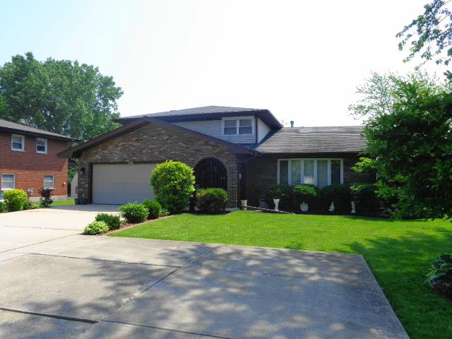 8541 S 83RD Avenue, Hickory Hills, IL 60457 (MLS #09988147) :: The Wexler Group at Keller Williams Preferred Realty