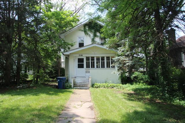 218 S Clay Street, Hinsdale, IL 60521 (MLS #09988200) :: The Wexler Group at Keller Williams Preferred Realty