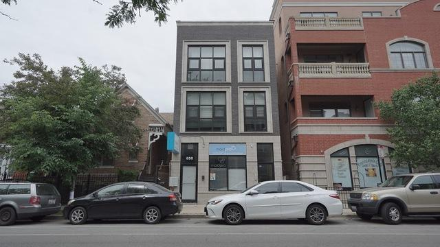 850 N Damen Avenue 1R, Chicago, IL 60622 (MLS #09988231) :: Property Consultants Realty