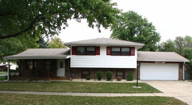 840 W Manor Court, Glenwood, IL 60425 (MLS #09988321) :: The Dena Furlow Team - Keller Williams Realty
