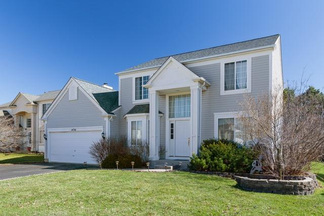 1436 E Braymore Circle, Naperville, IL 60564 (MLS #09988340) :: The Wexler Group at Keller Williams Preferred Realty